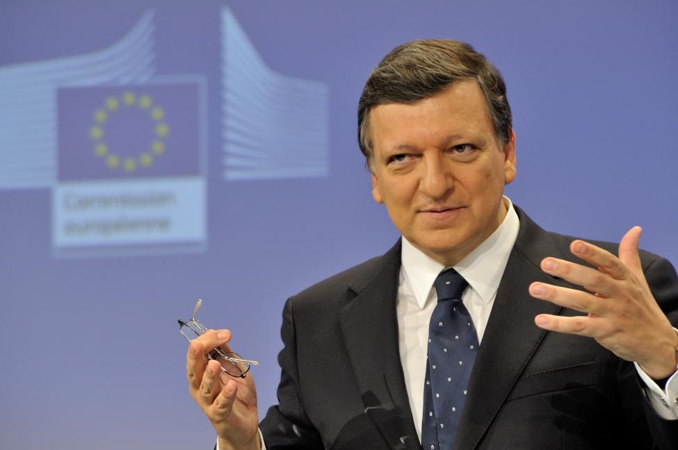 ჟოზე მანუელ ბაროზო – ევროკავშირი გიწვდით დახმარების ხელს