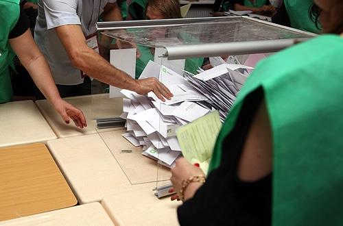 პოლიტიკური სპექტრი საარჩევნო სისტემის შეცვლისთვის გერმანულ მოდელზე  მსჯელობს
