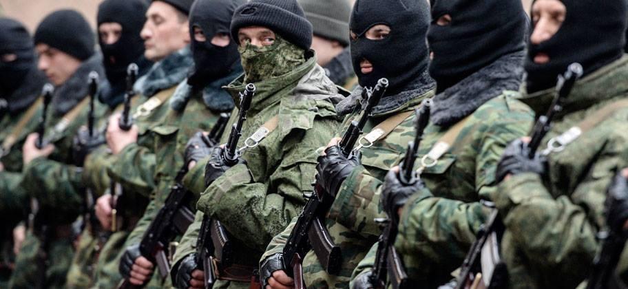 პუტინის საიდუმლო ჯარისკაცები
