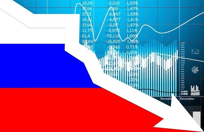 დასავლეთის სანქციები = 40 მლრდ დოლარს, ნავთობის გაიაფება =100 მლრდ დოლარს - ორმაგი შოკი რუსეთის ეკონომიკისთვის