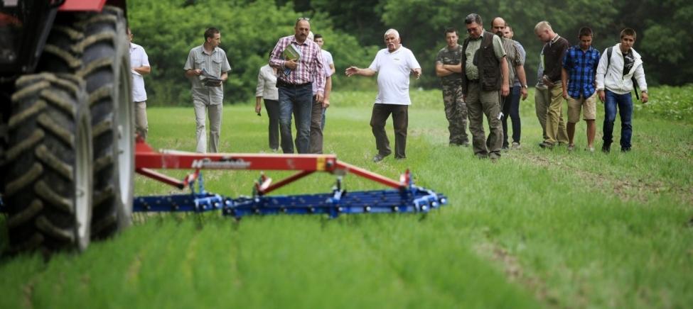 Вопреки сложностям в удовлетворении стандартов и требований Евросоюза, доходы словацких фермеров возросли вчетверо