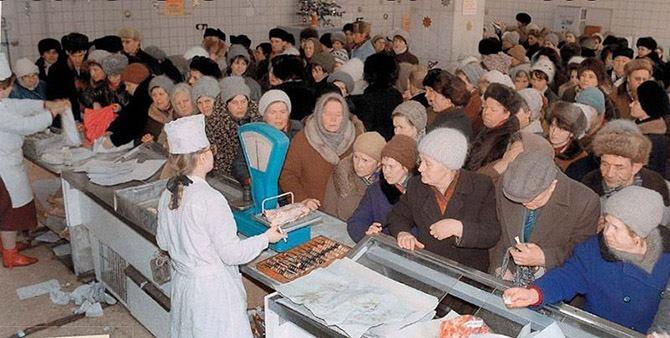 რუსეთი სსრკ-ში ბრუნდება – მოსახლეობას სასურსათო ტალონებს დაურიგებენ