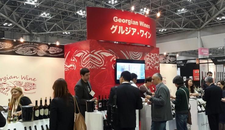 ჩინეთის შემდეგ ღვინის სააგენტო გააქტიურებას იაპონურ ბაზარზე გეგმავს