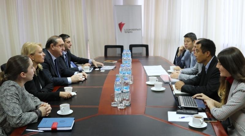 ჩინური კომპანიები ქართული ჩაის წარმოებაში ინვესტირებას გეგმავენ