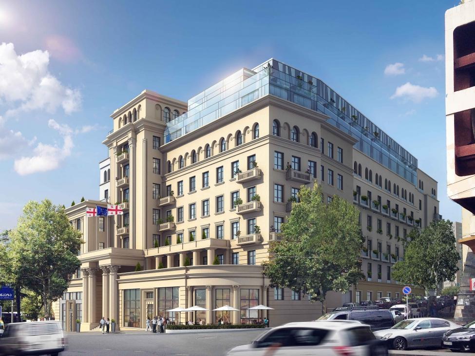 Hilton-ს სასტუმროს მოდერნიზაციაში 50 მილიონი დოლარის ინვესტიცია ჩაიდება