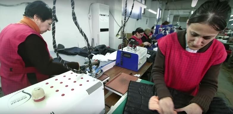В Гурии открывается новая швейная фабрика