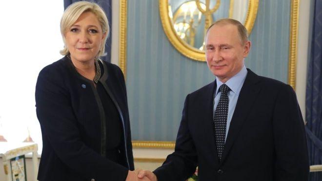 რუსეთი ერთადერთი ქვეყანაა, რომელიც საფრანგეთის საპრეზიდენტო არჩევნებზე გავლენის მოხდენას ცდილობს