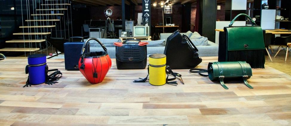 Gepherrini-ის ჩანთები ევროპაში