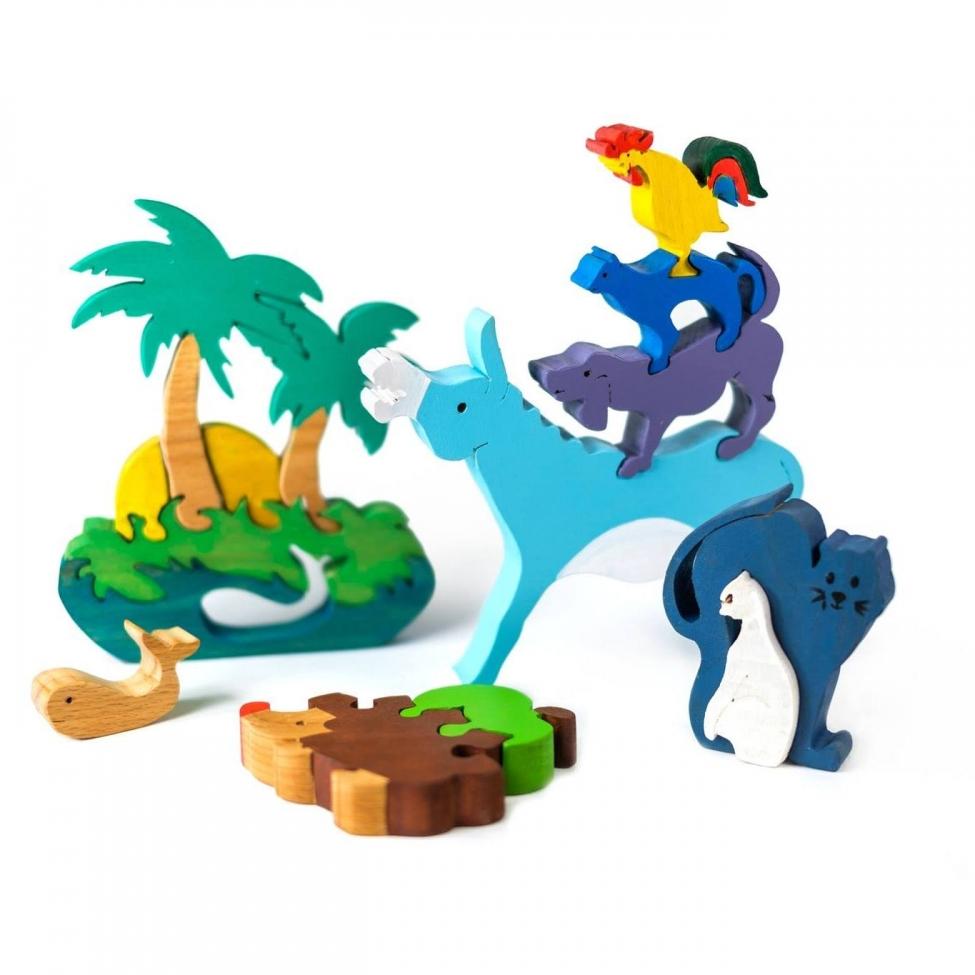 ქართული სათამაშოები ევროპაში გაიყიდება